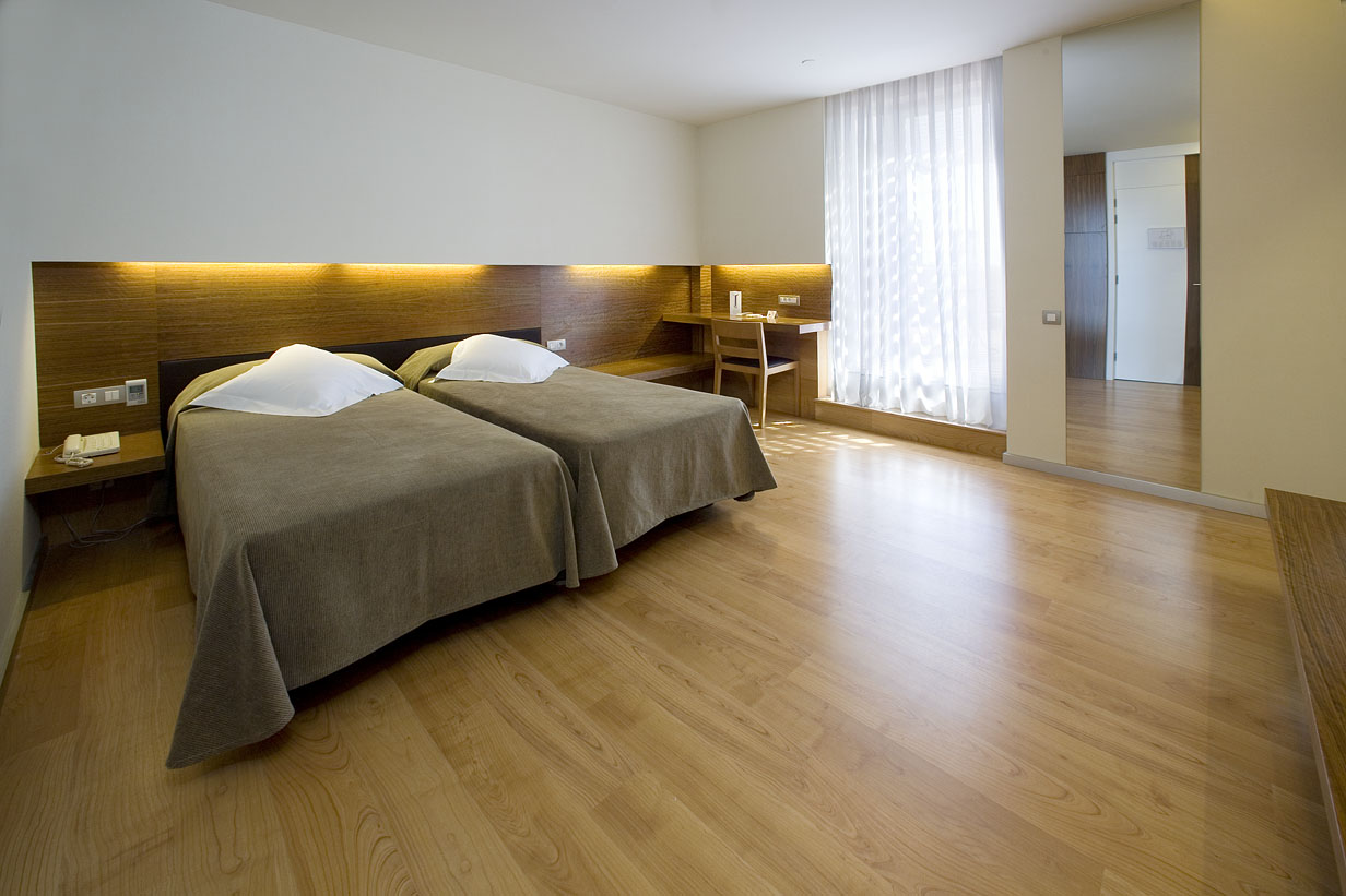 Habitaciones 4 for Hotel design torino